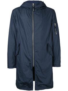 hooded raincoat  Factotum