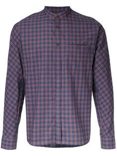 checked shirt  Factotum