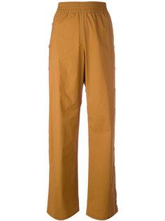 прямые брюки Fluid Maison Margiela