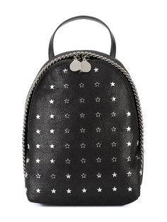 мини-рюкзак Falabella  с украшением в виде звезд Stella McCartney