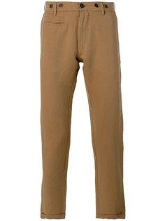 укороченные брюки-чинос Barena