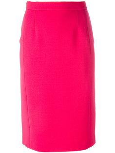 классическая юбка-карандаш Agnona