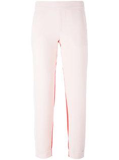 брюки с контрастными полосками P.A.R.O.S.H.