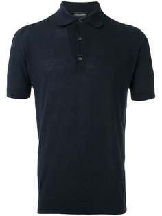 футболка-поло John Smedley