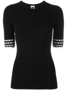 свитер с короткими рукавами M Missoni