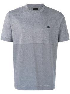 полосатая футболка Z Zegna