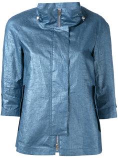 куртка с укороченными рукавами Herno