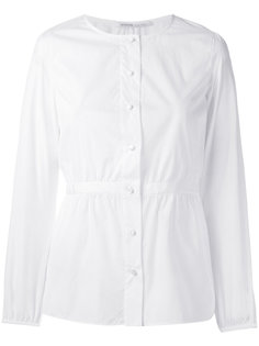 блузка на пуговицах Agnona