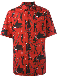 рубашка Mambo Siciliano  Dolce & Gabbana