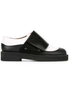 contrast loafers Marni