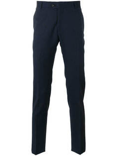 брюки со складками Tonello
