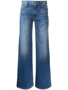 расклешенные джинсы Nili Lotan