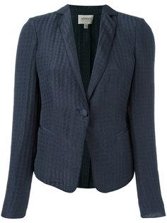 блейзер с вышивкой Armani Collezioni
