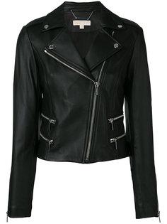 классическая байкерская куртка Michael Michael Kors