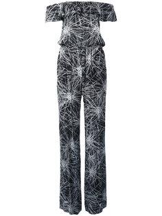 комбинезон с открытыми плечами Diane Von Furstenberg
