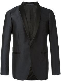 пиджак-смокинг с вышивкой Pal Zileri