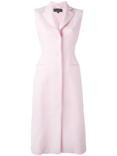 платье с лацканами Salvatore Ferragamo