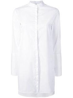 рубашка с воротником-стойкой Fay