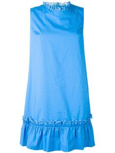 платье с баской без рукавов Twin-Set