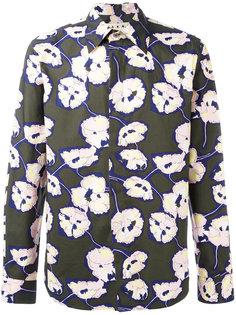 рубашка с узором Whisper Marni