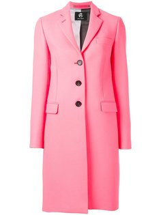пальто с контрастной отделкой на воротнике Ps By Paul Smith