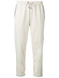Купить женские спортивные брюки хлопковые в интернет-магазине ... 1124db9df05