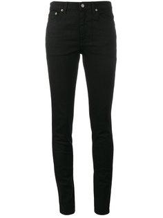 облегающие джинсы Saint Laurent