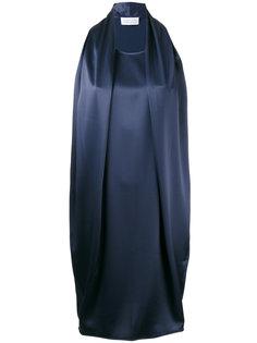 платье без рукавов Gianluca Capannolo