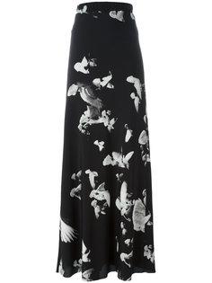 юбка с цветочным принтом A.F.Vandevorst