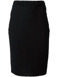 юбка-карандаш с эластичным поясом A.F.Vandevorst