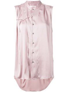 блузка с завязками A.F.Vandevorst