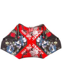клатч-оригами Alexander McQueen