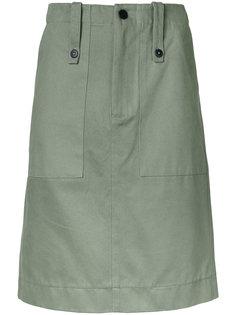 utility skirt  Bassike