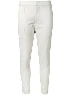 stretch utility pants  Bassike