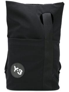рюкзак с фирменной нашивкой Y-3