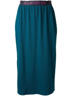 юбка с эластичным поясом Muveil