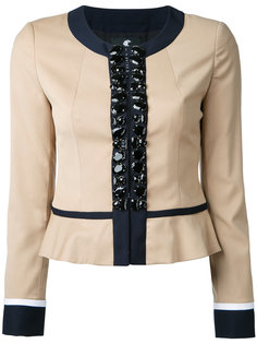 embellished cropped jacket Loveless
