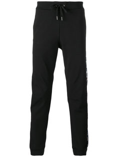 floral-side track trousers Versace Jeans