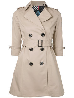 three-quarter sleeve trench Guild Prime