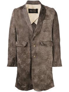 Guido coat  Uma Wang