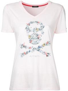 skull print T-shirt Loveless