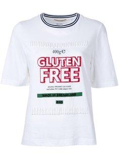 футболка с принтом Muveil