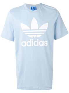 футболка с принтом-логотипом Adidas Originals