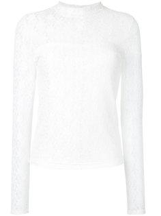lace insert blouse Guild Prime