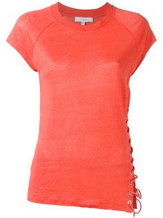 футболка с завязками сбоку Iro