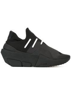 кроссовки с эластичными вставками Y-3