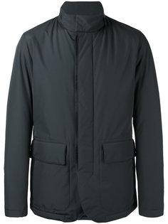 high neck rain jacket Boss Hugo Boss