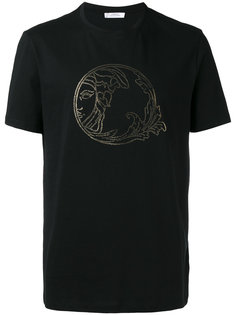 logo print T-shirt Versace Collection