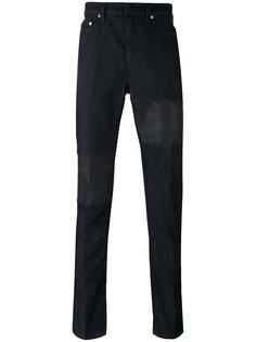 джинсы с заплатками Neil Barrett