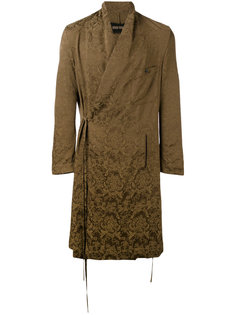 Abu long jacket  Uma Wang